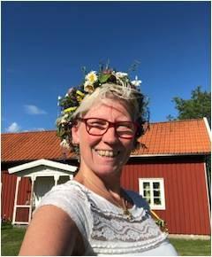 Inger Friberg, Ängaholm