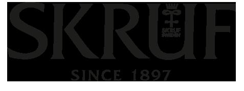 Skruf Glasbruk logotyp