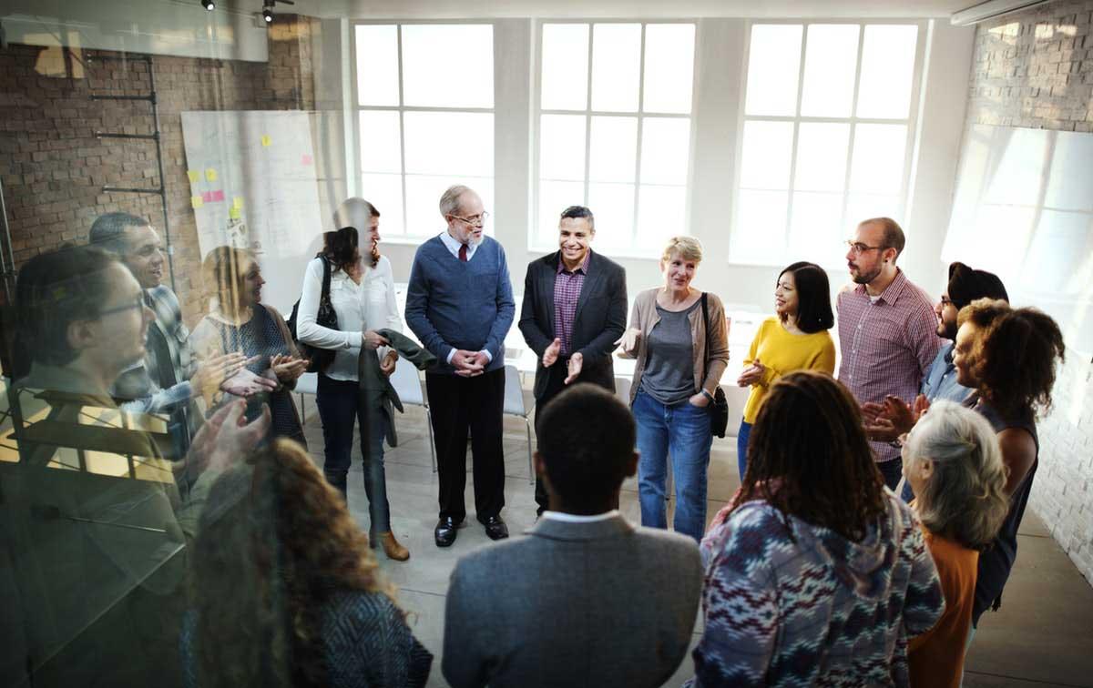 5 fördelar med mångfald på arbetsplatsen