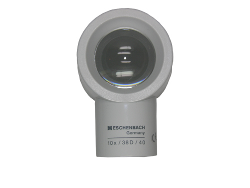 Eschenbach VarioPlus - separat lopehoder og håndtak
