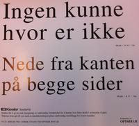 Leseprøve Keeler A-serie lesetavle