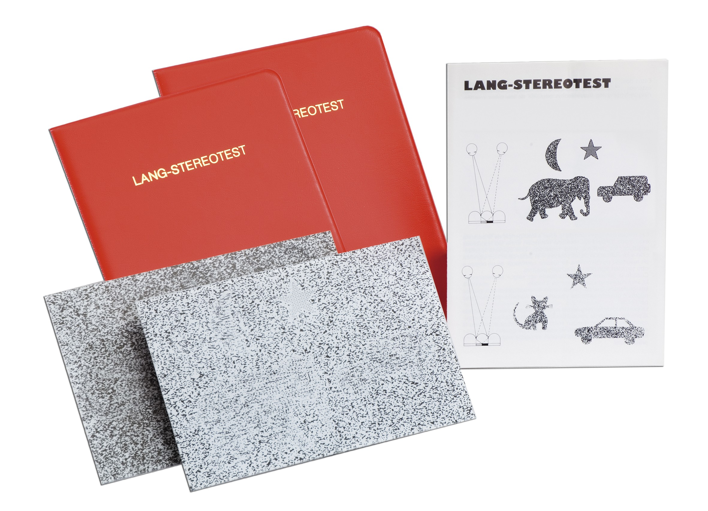 Samsyn Lange stereotest II