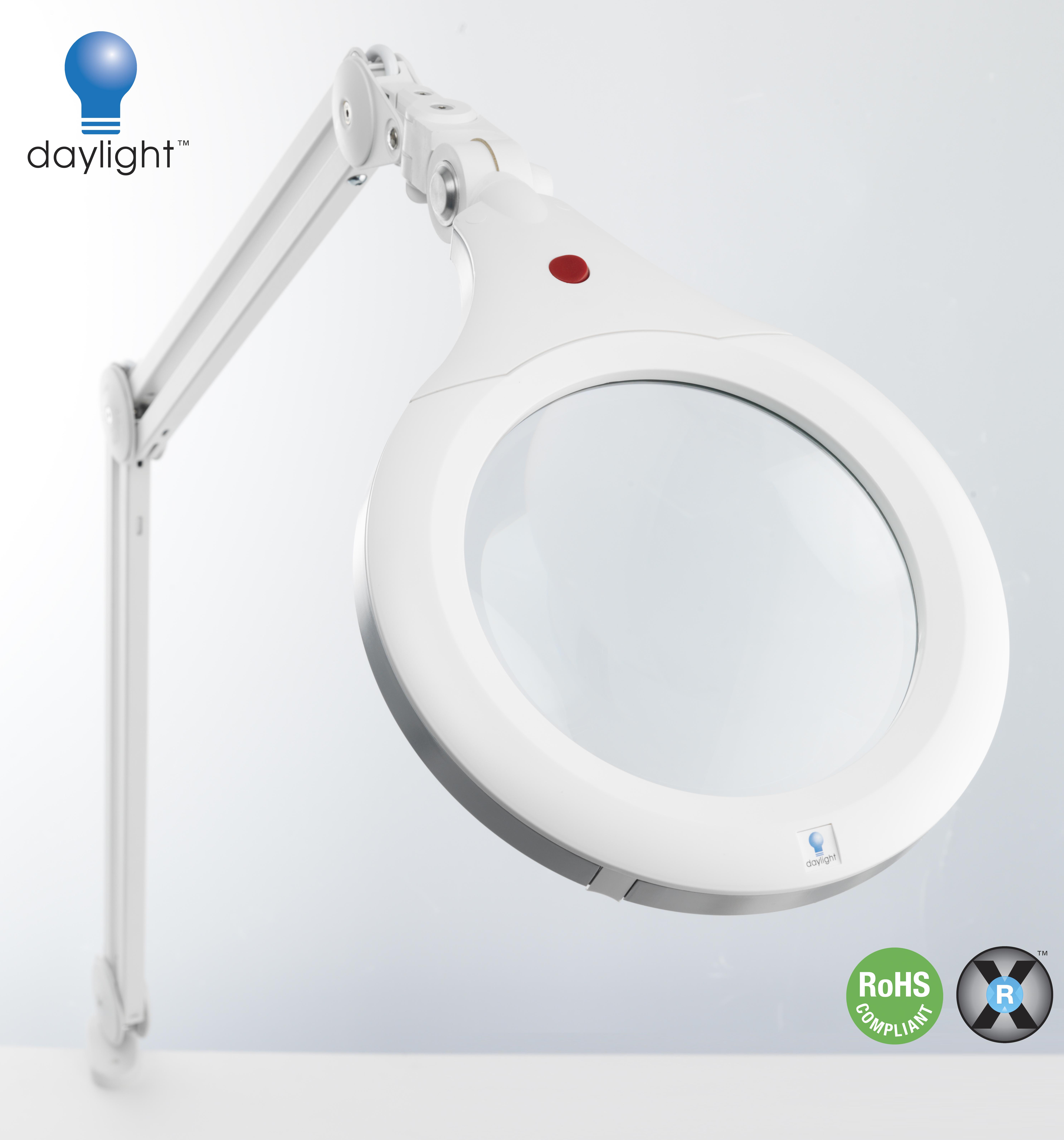 Lupelampe Daylight UltraSlim