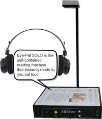 ABiSee Eye-Pal Solo flere språk