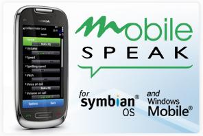 Mobile Speak Symbian kun tale