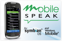 Mobile Speak Symbian kun tale