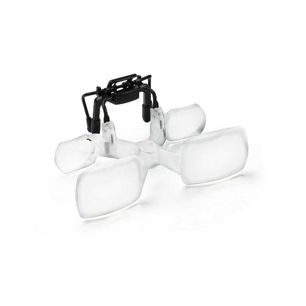 Kikkertbrille Max Detail Clip
