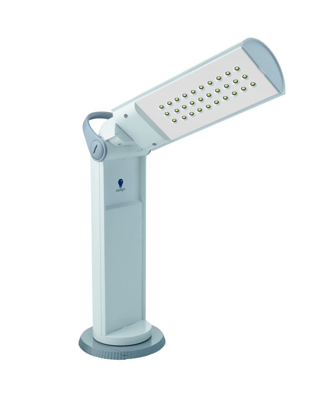 Bordlampe Daylight Twist LED