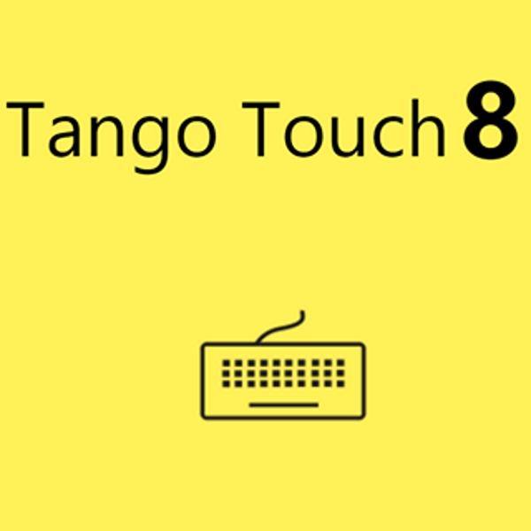 TangoTouch tastaturtrening med Norsk tale