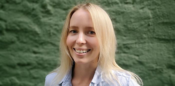 Marie Berg - ny optiker på Provista