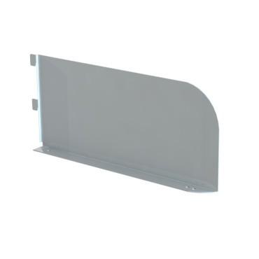 Shelf end, 135 mm