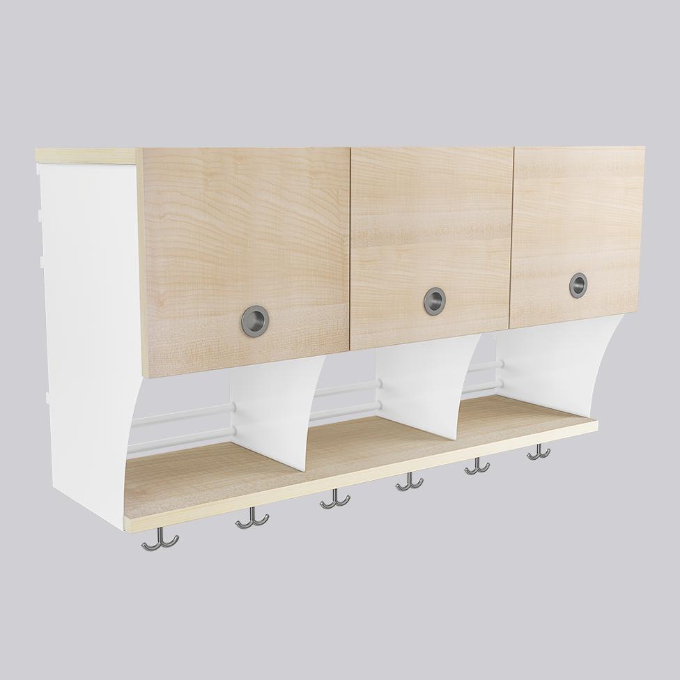 Clothes storage rack, Holken
