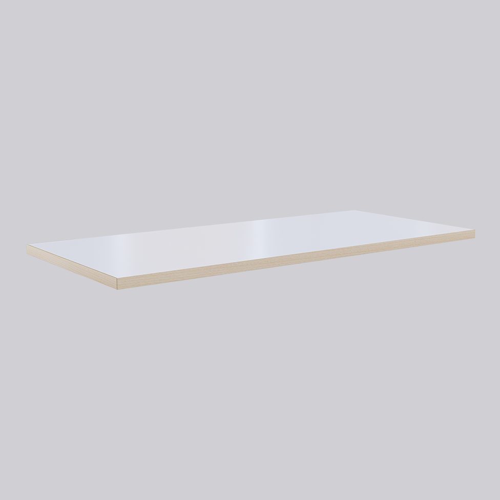 Table top, melamine, 22 mm