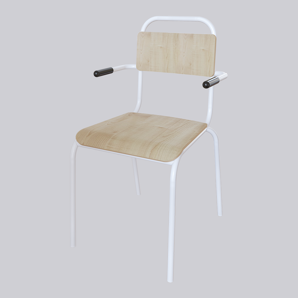 Chair, stackable