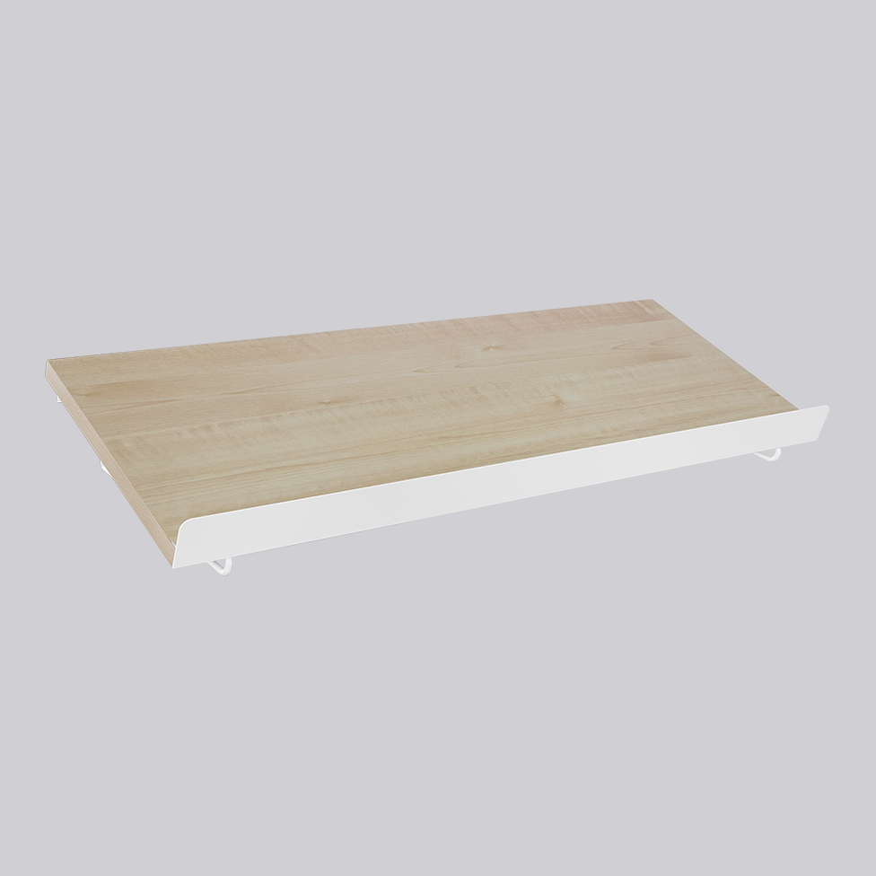 Complete sloping shelf Cover
