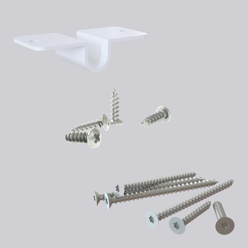 Accessories/Screws for brackets