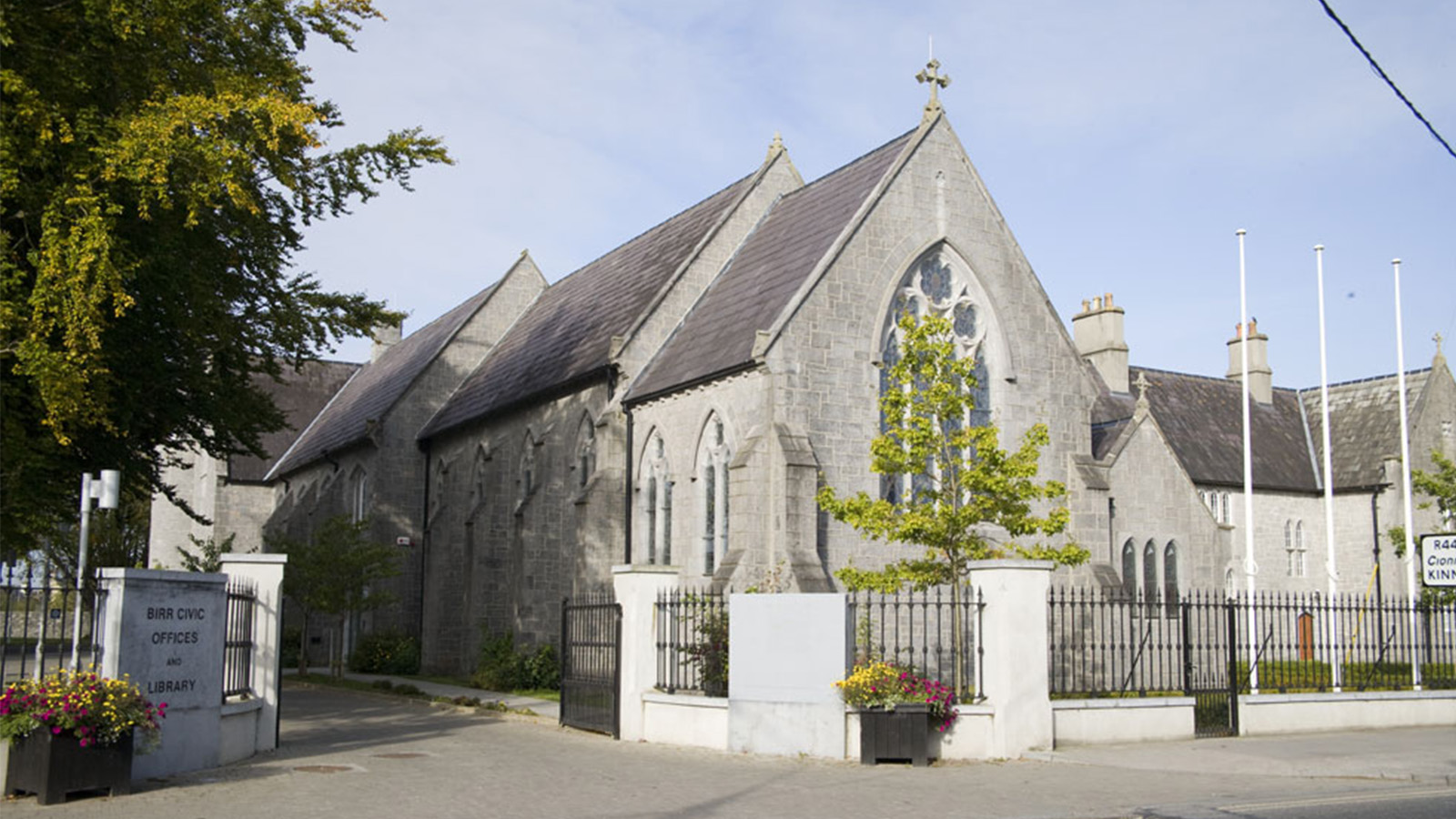 Birr Civic bibliotek, Irland