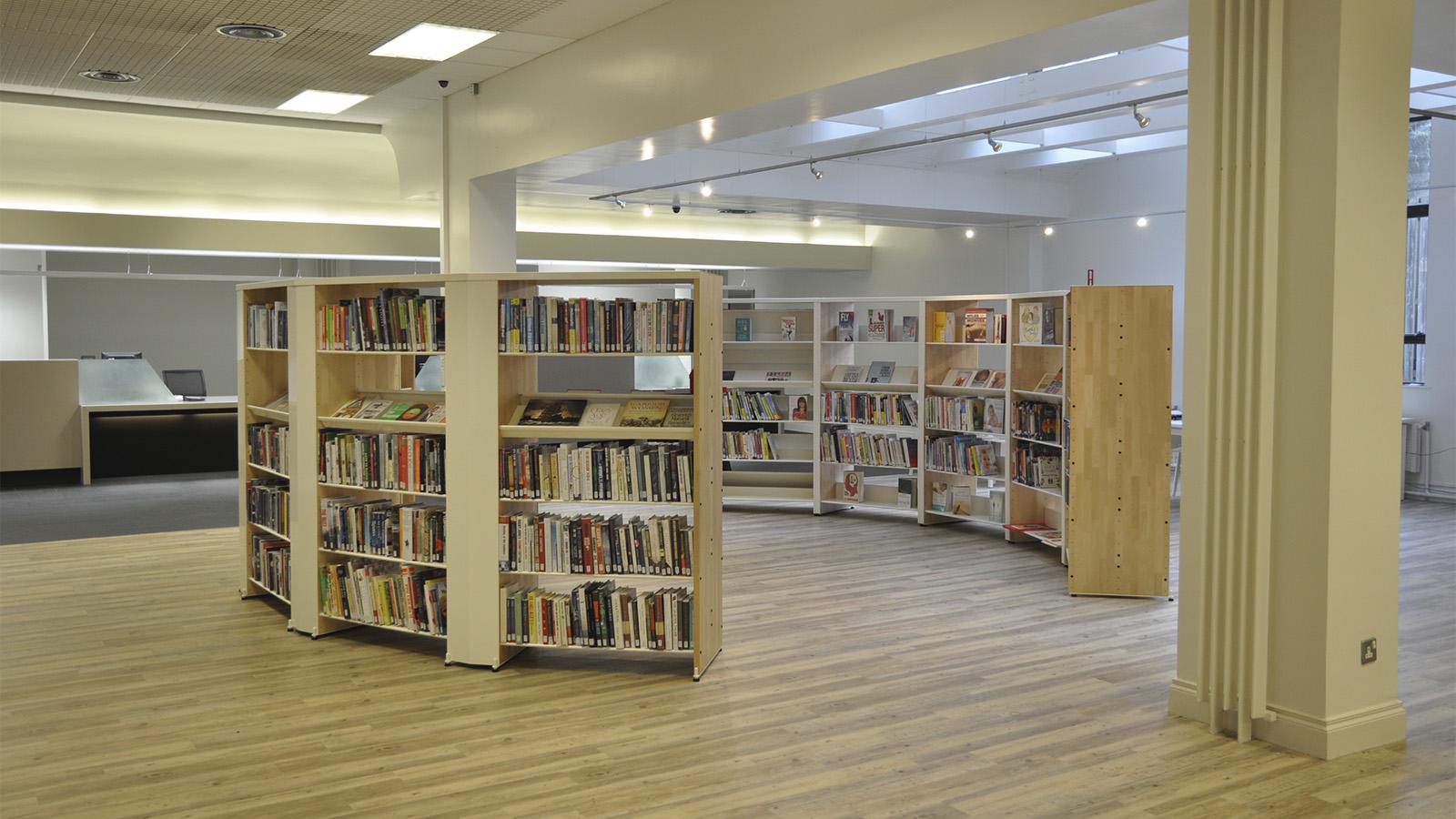 Newry bibliotek, Irland