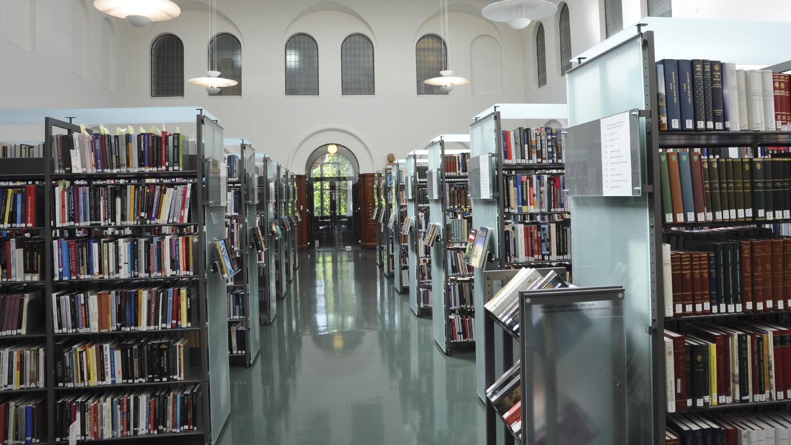 Norges nationalbibliotek
