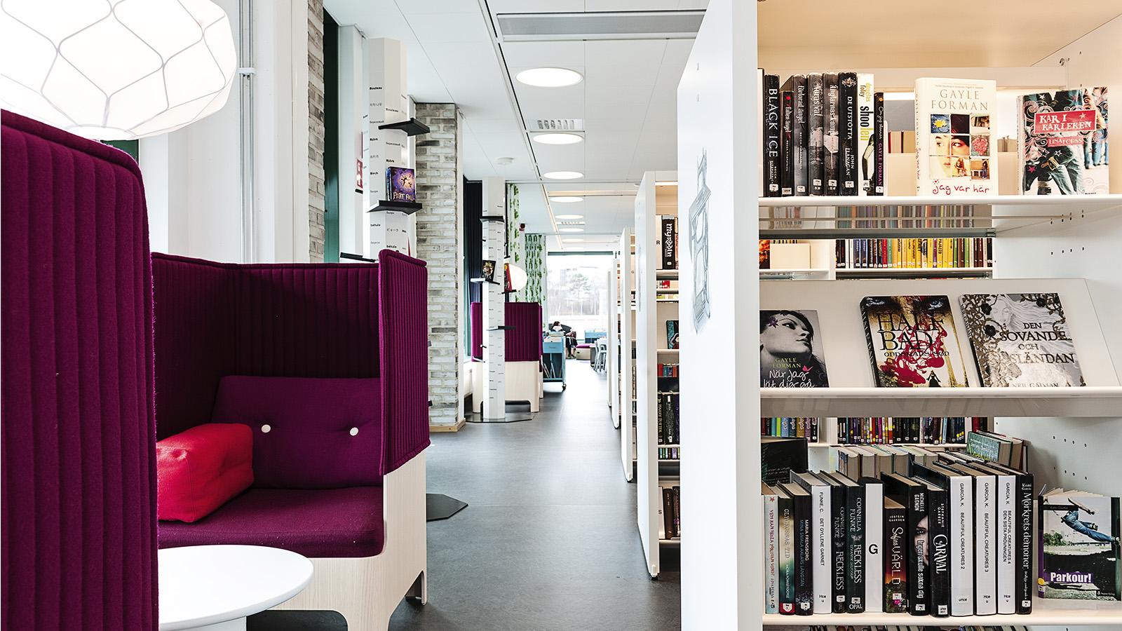 Husqvarna bibliotek