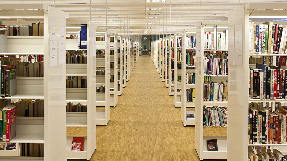 City Library of Borås, Sweden
