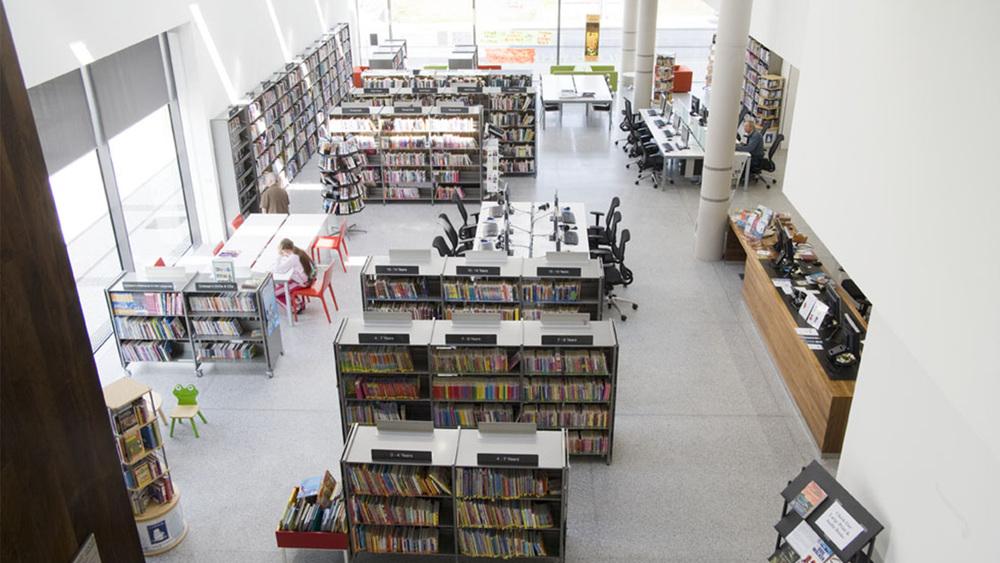 Clones bibliotek, Irland