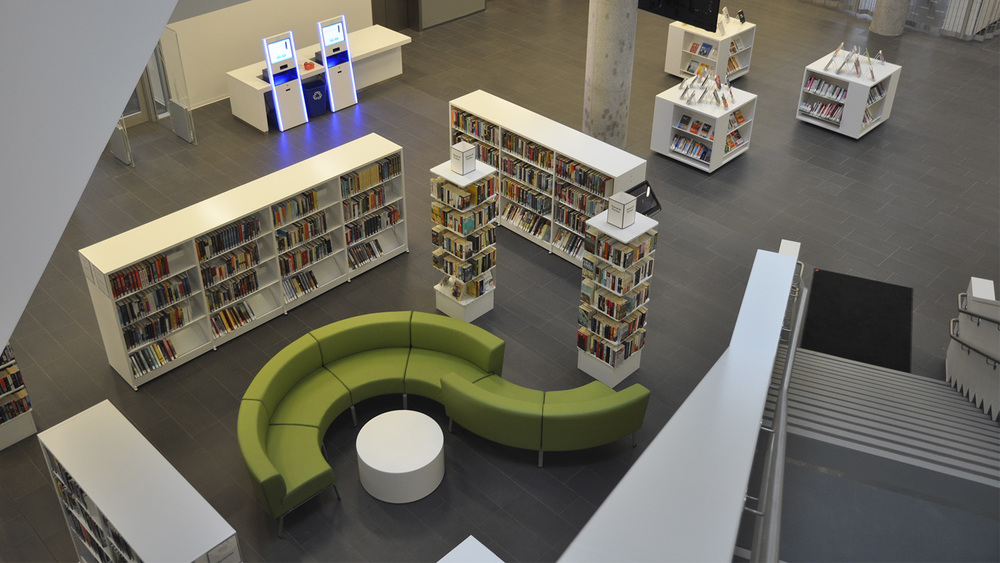 Halifax City Library, Canada