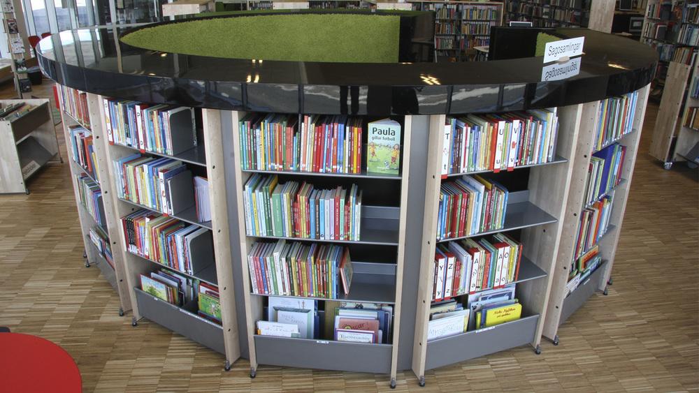 Sunne bibliotek