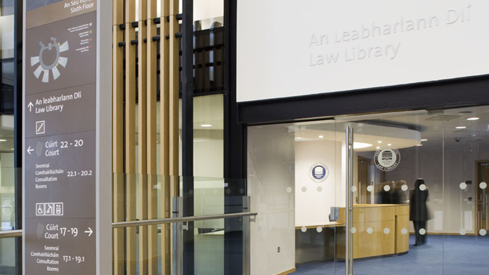 The Bar Council Law bibliotek