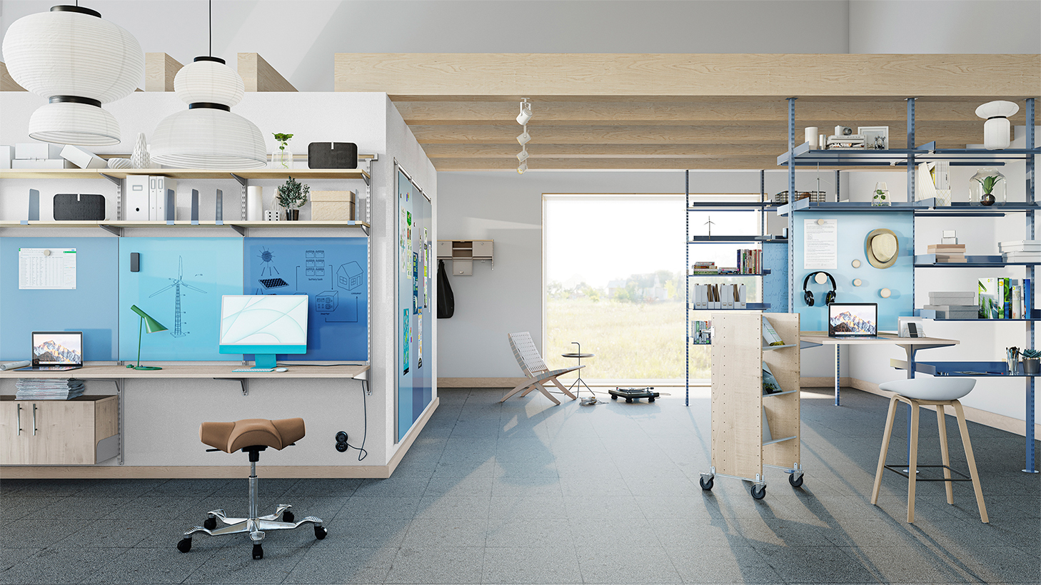 The sustainable office