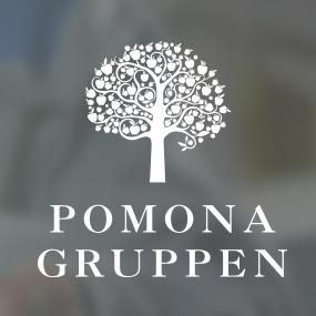 Pomonagruppens logotyp