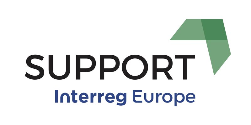 Logga Support Interreg Europe