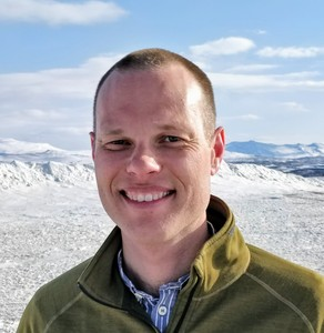 Daniel Skog, hållbarhetstrateg på STF