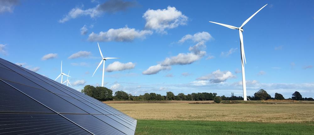 Åtgärder för en vidgad marknad för förnybar energi