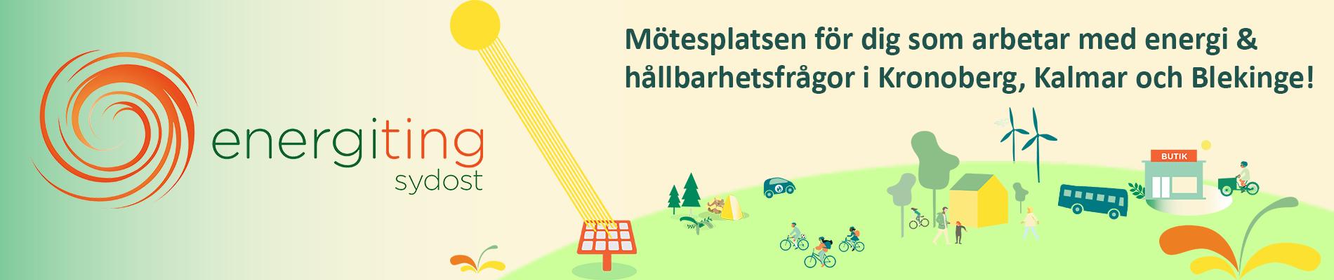 EnergiTing Sydost 2020 den 12 november i Karlskrona