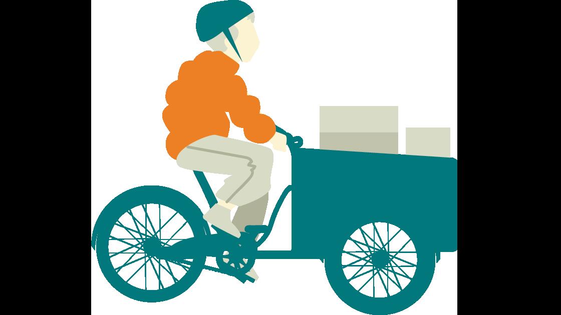 Nya leveransmetoder och affärs/driftsmodeller för de gröna sista kilometrarna samt optimering vägtransporter