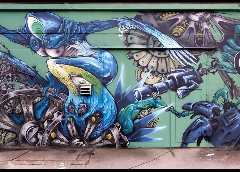Urban art festival