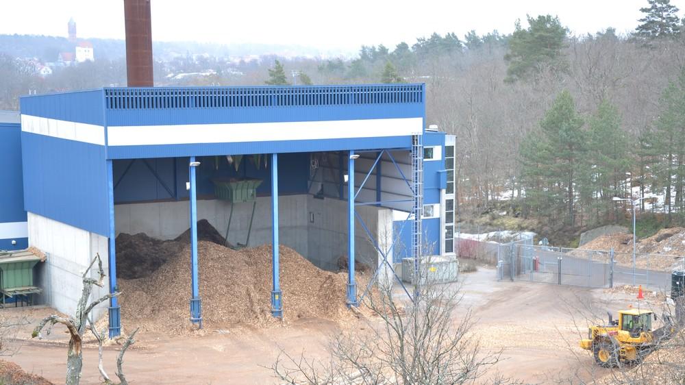 Småskalig kraftvärme - turbin för våt ånga