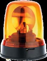 Britax 390 Halogen Varningsljus Planmontage