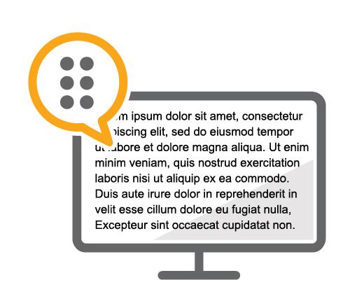 Screen Skärmläsare