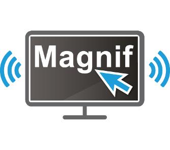 SuperNova Magnifier & Speech