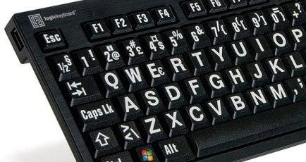 Logic tangentbord