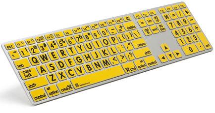 Logic tangentbord för Mac