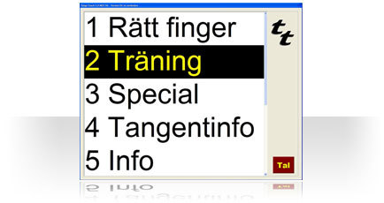 Tango Touch/Tango Touch tal