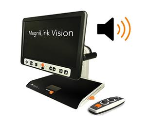 MagniLink Vision TTS