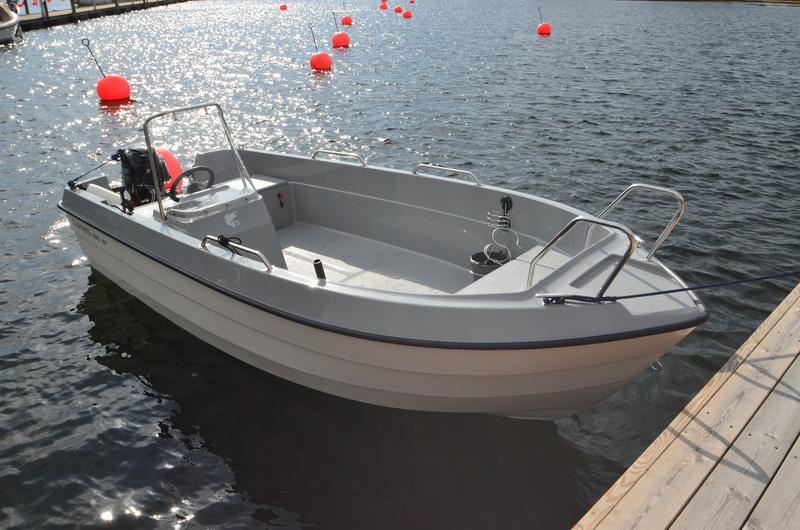 Sportfiskebåt 486 BF - Ryds Båtar