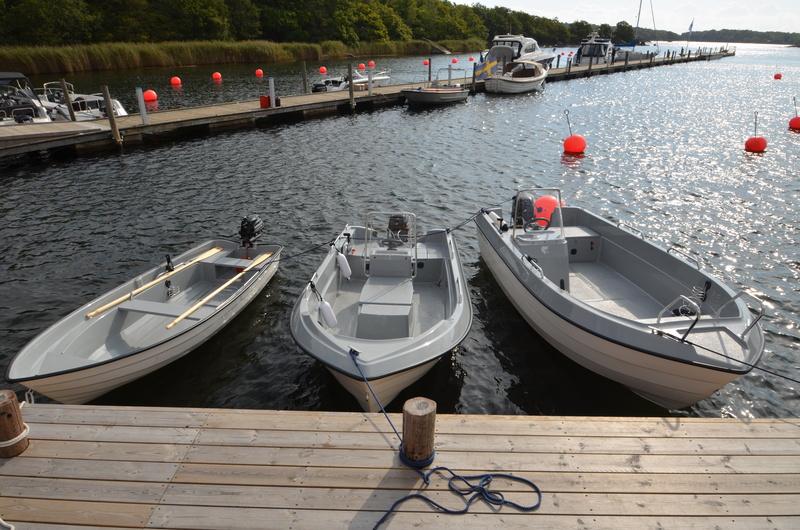 Sportfiskebåtar från Ryds båtar