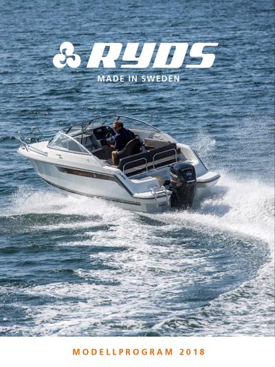 Ryds båtar, modellprogram 2018