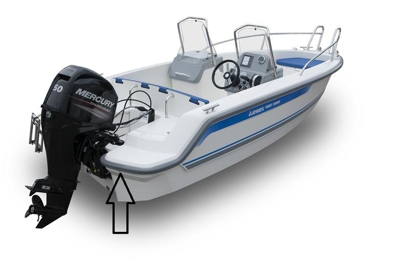 Vilken årsmodell är min båt?