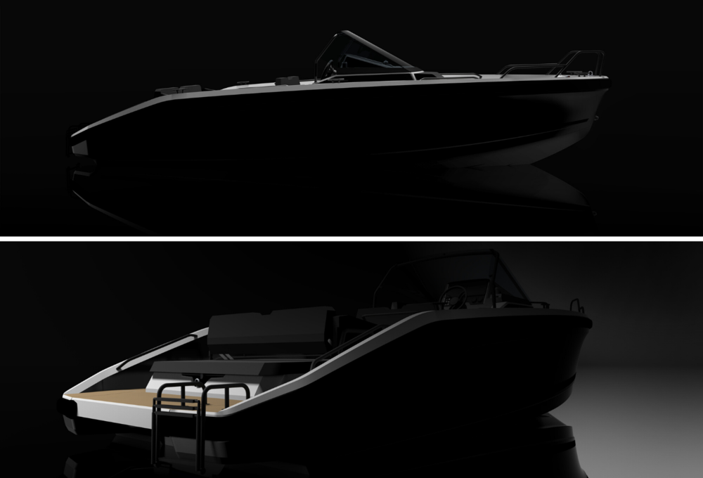 Ryds 735 VI - Ny båtmodell hos Ryds båtar